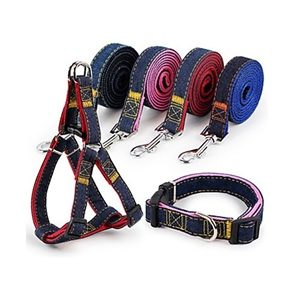 Collars, harness and leashes